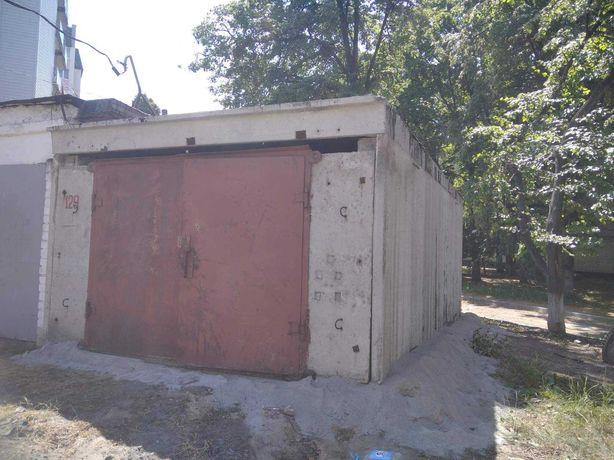 Гараж железо бетонный ЖБ на Вашем Месте