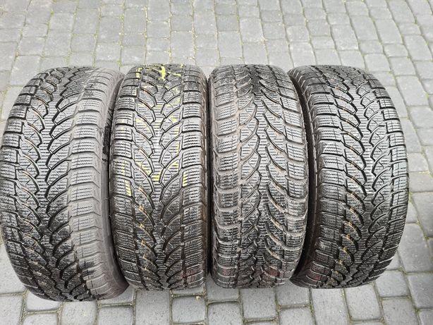 Opony Bridgestone Blizzak LM-32 - 205/55/16