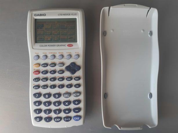 naukowy kalkulator graficzny Casio CFX 9850GB plus