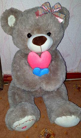 Мягкая игрушка , медведь большой