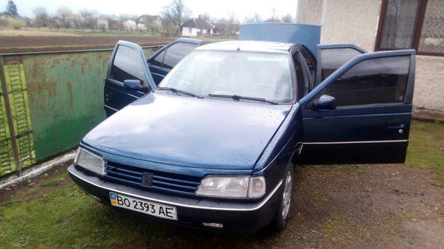 Пежо Peugeot 405