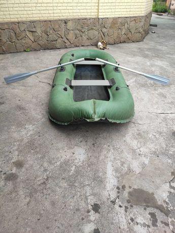 резиновая лодка Иволга