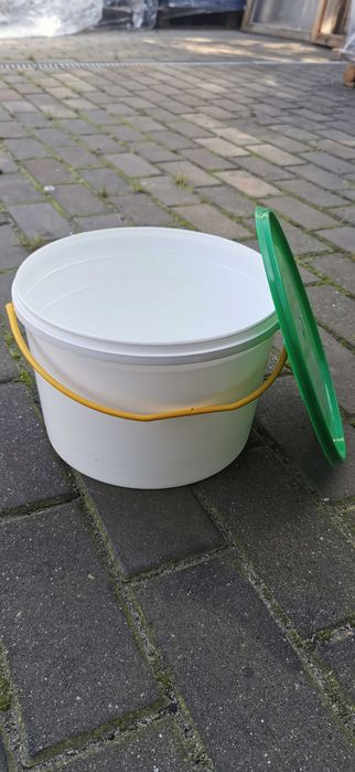 Wiaderka plastikowe do kiszonek Wołomin - image 1