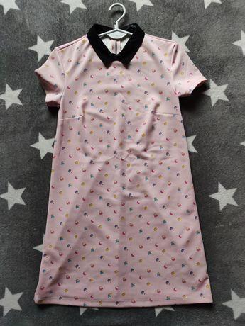 Sukienka w babeczki Mohito XS