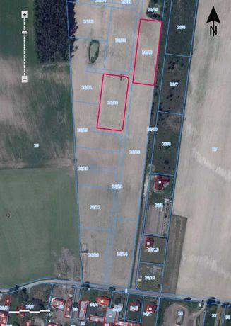 Działki rolno- budowlane 3012m2, 3000m2 Powałki