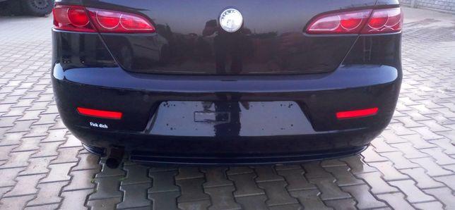 Zderzak kompletny tył z czujnikami cofania Alfa 159