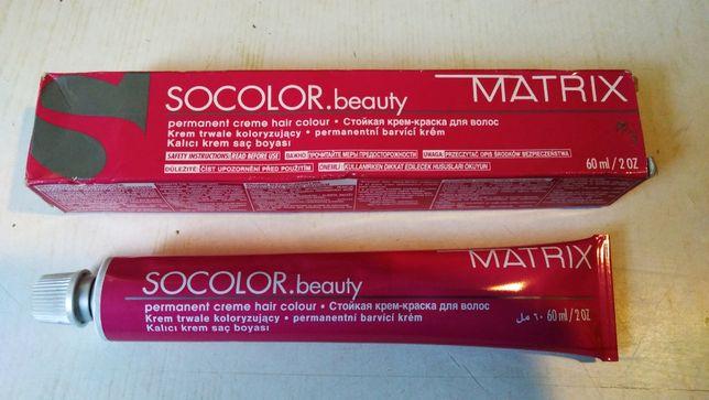 Профессиональная краска для волос Matrix Socolor Beauty - 50 грн.