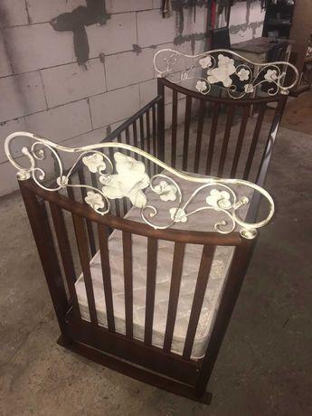 Детская кроватка Baby Expert
