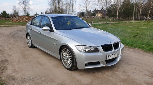 BMW 335i 306KM Anglik V5C stan dobry