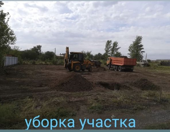 Экскаватор в Одессе.Арендна экскаваторапогрузчика и самосвала в Одессе