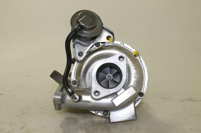 Turbosprężarka Nissan CabStar Renault Maxity 2.5 Dci 110 KM turbina