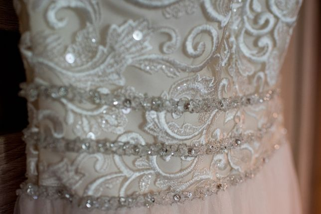 Suknia Ślubna Nowa Kolekcja Sarah 2018