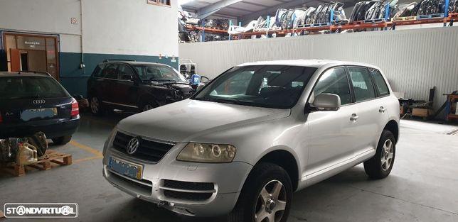 VW TOUAREG 2.5 R5 PARA PEÇAS