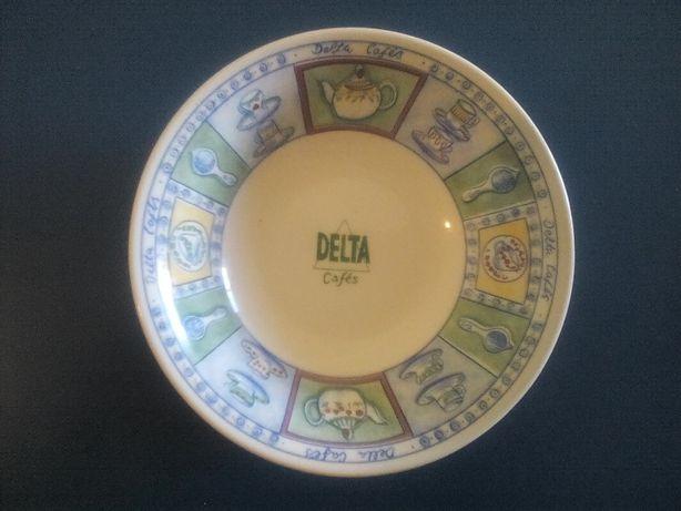 Coleccionadores Taça em cerâmica Delta Cafés made in England