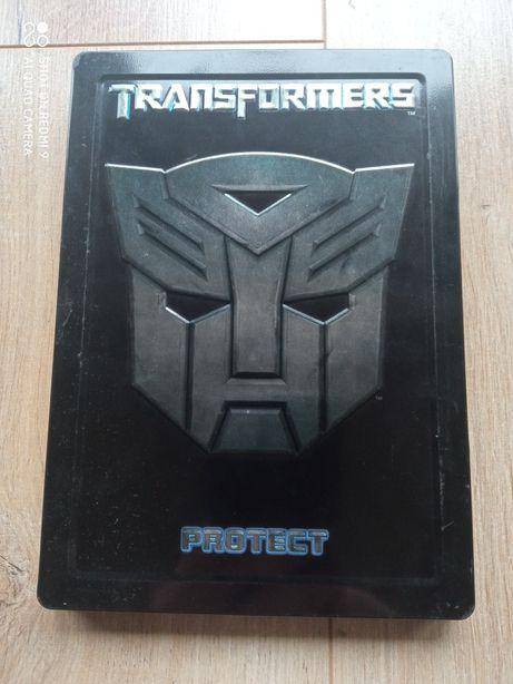 Film DVD Transformers unikat