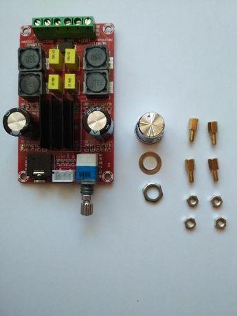 Усилитель низкой частоты стерео 2х50 Вт.