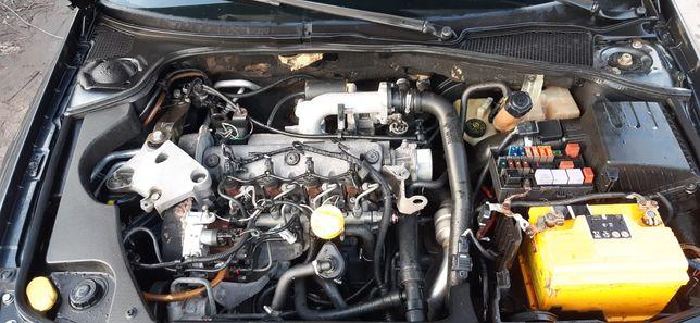 Мотор F9K Renault Laguna 2 1.9 DCI Двигун Рено Мотор Trafic Віваро