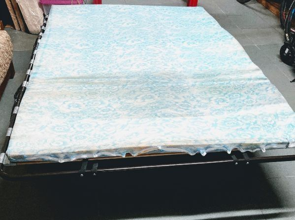 Cama para adaptar a sofá