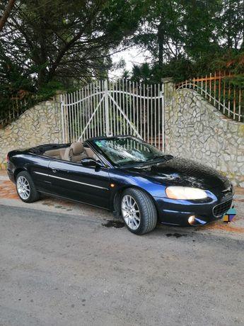 Chrysler JR SEBRING 2.0 Cabrio jantes OZ pneus novos insp até 7/2022