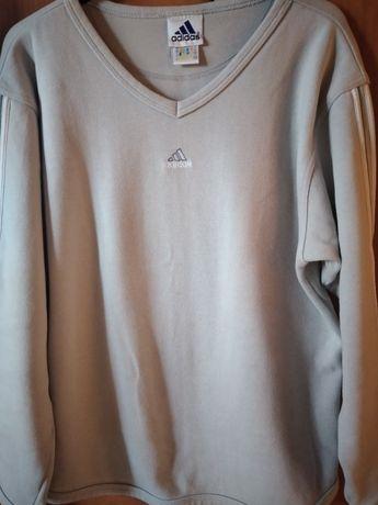 Bluza Adidas szara