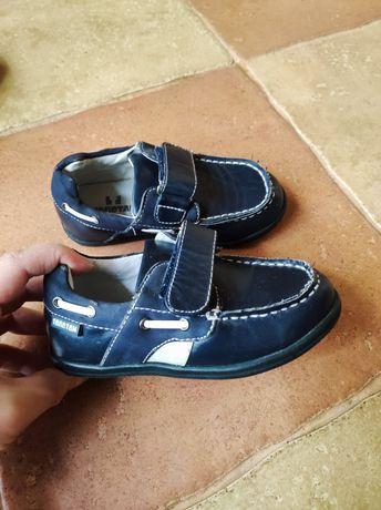 Туфлі шкіряні, черевички для хлопчика