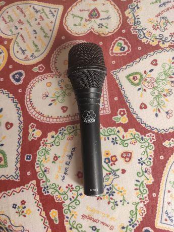 Microfone Vintage AKG D70 S Dynamic
