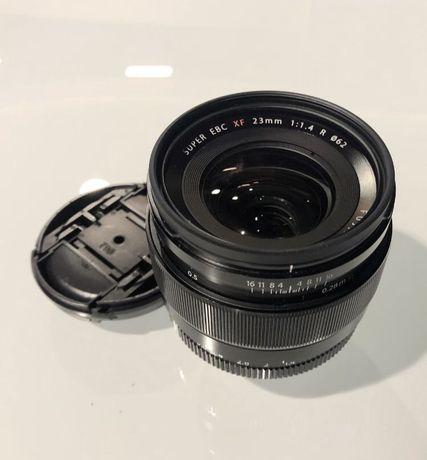 Fujifilm 23mm f1.4 como nova