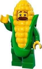Minifigura Lego Série 17 - Corn Cob Guy