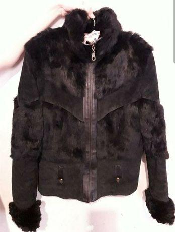 Меховая куртка, замшевая куртка, куртка с натуральным мехом