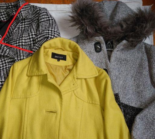 markowe kurtki przejściowe r.36