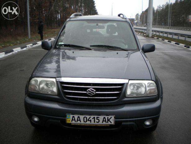 Продам автомобиль SUZUKI GRAND VITARA 2.0