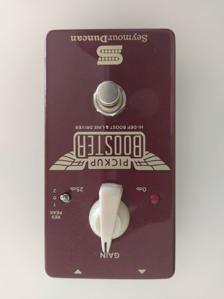 Pedal Seymour Duncan Booster