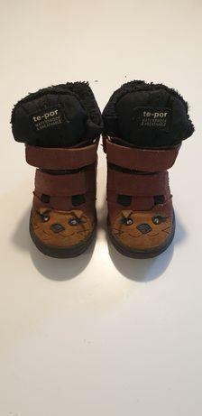 Mrugała Kitty Blush - buty zimowe dziewczęce rozmiar 24