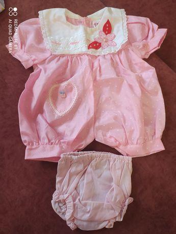 Два костюмчики, для новонароджених.
