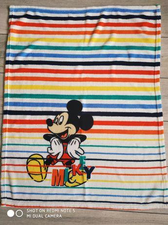 Kocyk Myszka Mickey 90x75