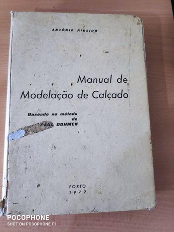 Manual de modelação de calçado