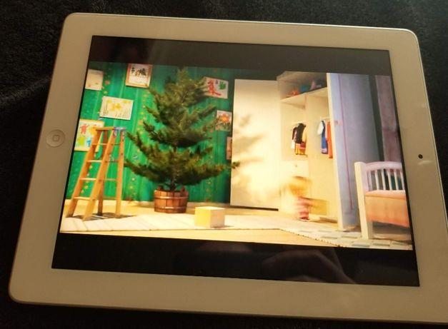 "Apple iPad2 (A1395) Wi-Fi 9.7"" 16 Гб 8000 мАч iOS белый комлект полный"