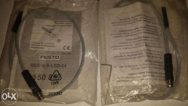 Wyłącznik zbliżeniowy Festo SME-8-S-LED-24