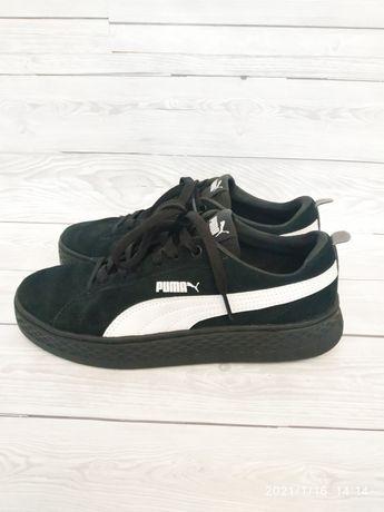 Puma кросівки 39,5 розмір замша