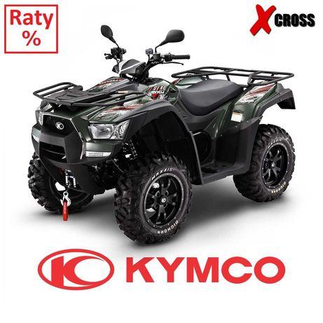 Hit Quad Kymco MXU 550i 4x4 Z Homologacja Raty Dostawa
