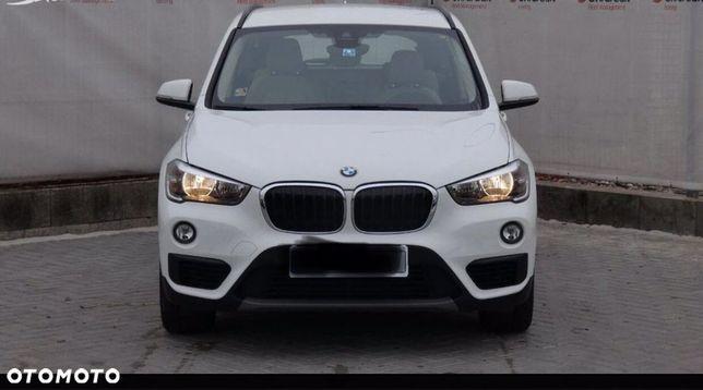 BMW X1 Zadbane auto . nie potrzebuje wkładu finansowego