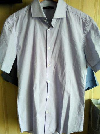 Рубашка, рубашка с коротким рукавом