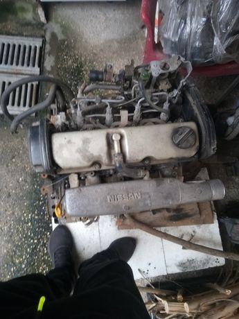 Motor Nissan Almera 2.0D