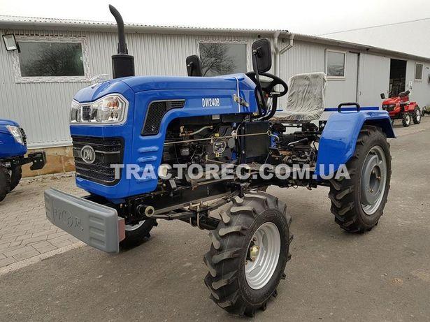 Трактор ШИФЕНГ SF240 в КРАЩІЙ комплектації!Нова модель! SHIFENG DW240B