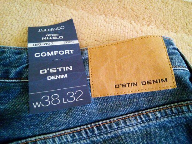 Мужские джинсы O'STIN DENIM