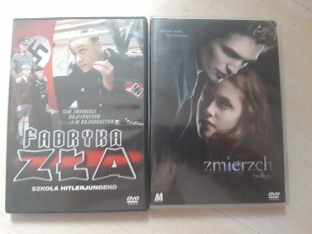 Filmy na dvd x2 .
