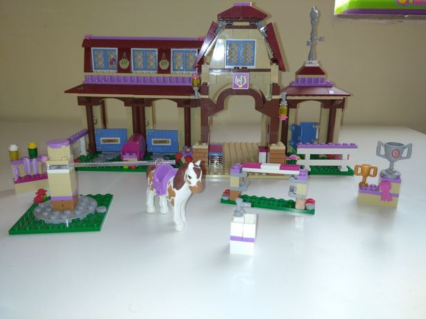 Lego Friends Stadnina w Heartlake