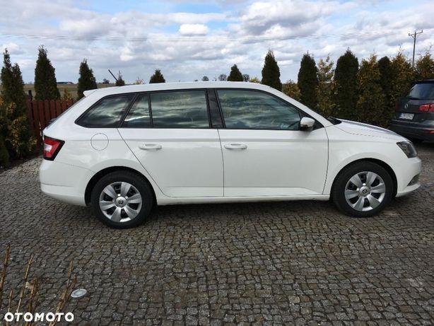 Škoda Fabia Fabia JAK NOWA Faktura VAT 23%
