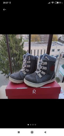 Ботинки Reima зимние термо