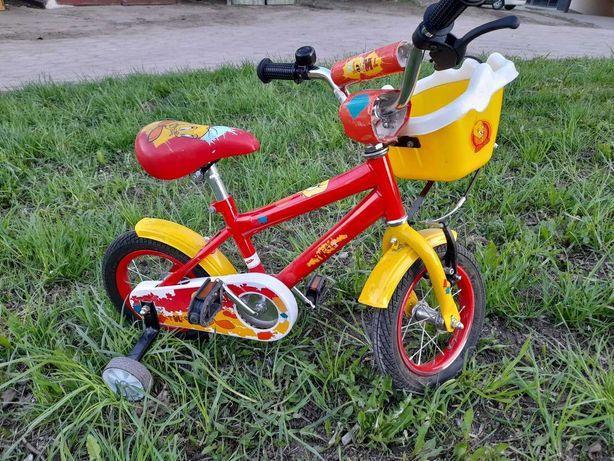 Rower dziecięcy 12 cali chłopiec dziewczynka